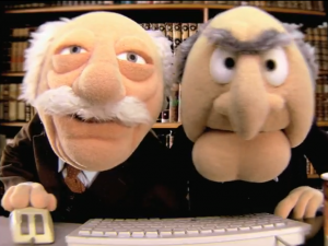 Did You Know There Are Other Places to Read Stuff About Muppets on the Internet?