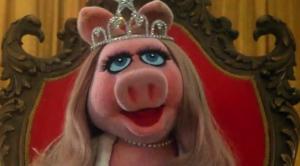 The Muppet Movie Blu-ray Piggy