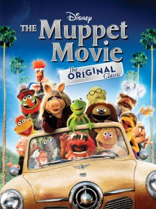 The Muppet Movie Blu-ray cover