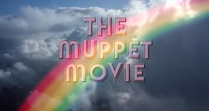 The Muppet Movie Blu-ray title