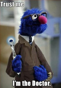 Doctor Who Week: Muppet/Doctor Parallels