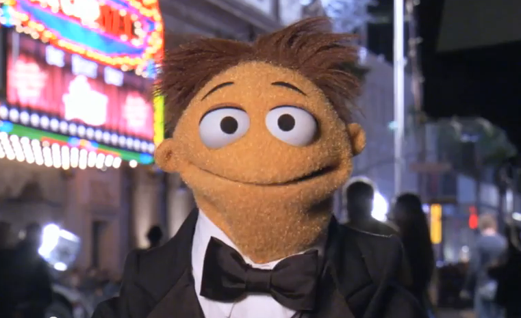 On Set with Walter: Your Muppets Most Wanted Tour Guide