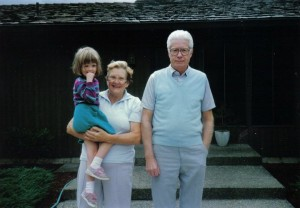 Carolyn and Grandma