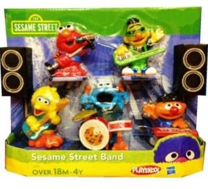 Sesame Street Band toys