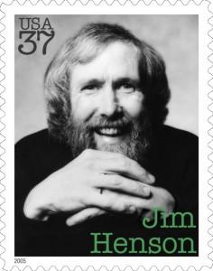 Jim Henson stamp