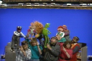 Secrets of the Muppets puppeteers