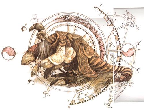 mysticsketch