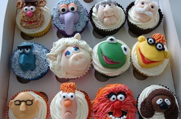 Muppet Cupcakes – A 'Fill In The Blank' Response