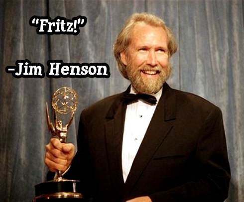 Jim Henson Fritz