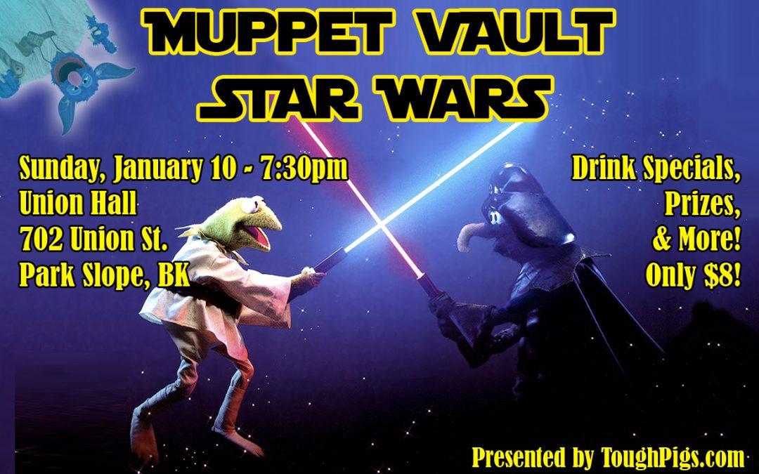 Muppet Vault: STAR WARS
