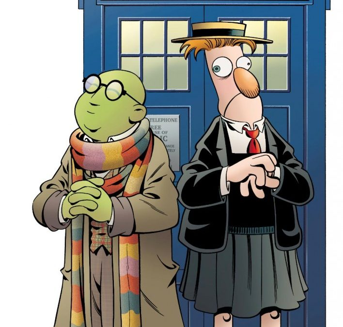 Doctor Who Week!