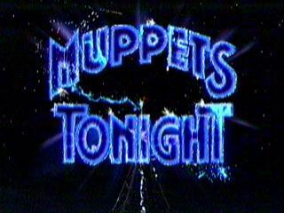 My Weeks with Muppets Tonight, Part 1: Michelle Pfeiffer & Garth Brooks