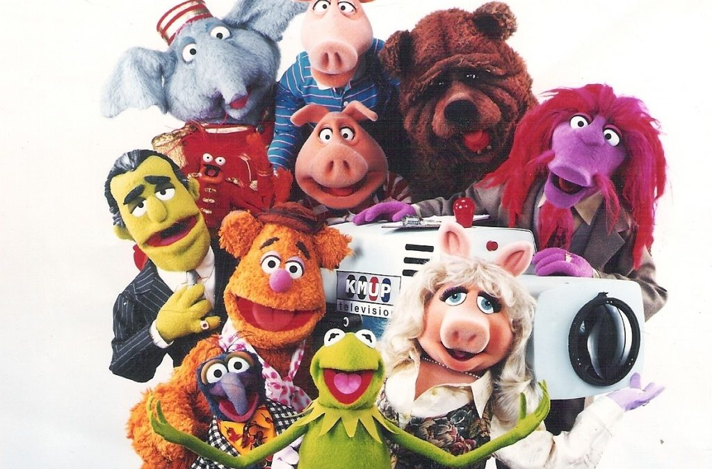 My Weeks with Muppets Tonight