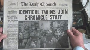 Great Muppet Caper Daily Chronicle j
