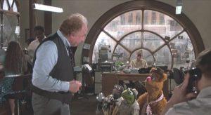 Great Muppet Caper Tarkanian Gonzo Kermit Fozzie j