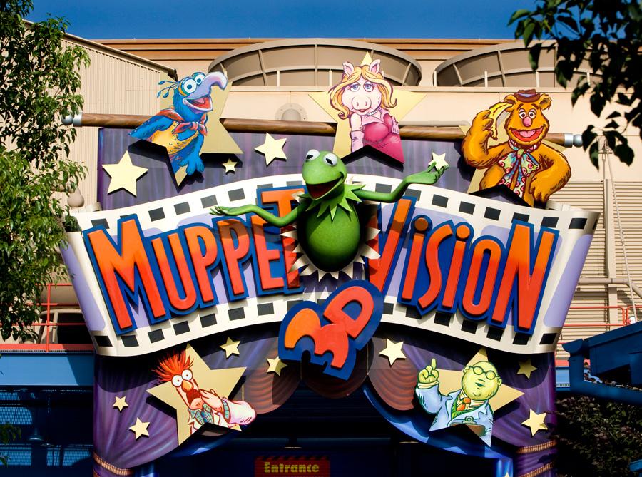 Muppet*Vision Week