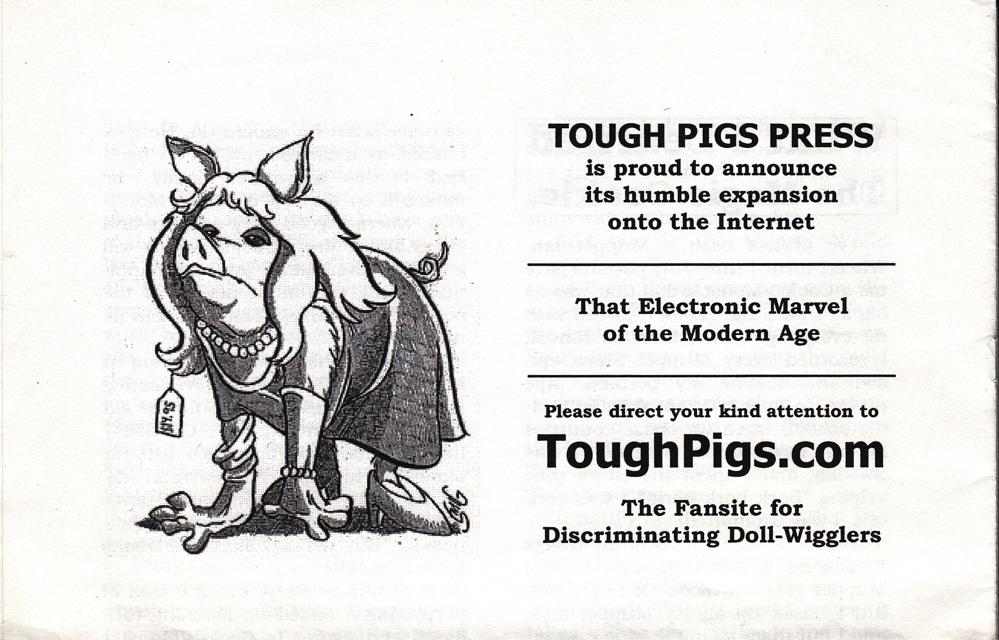 tough pigs zine 9