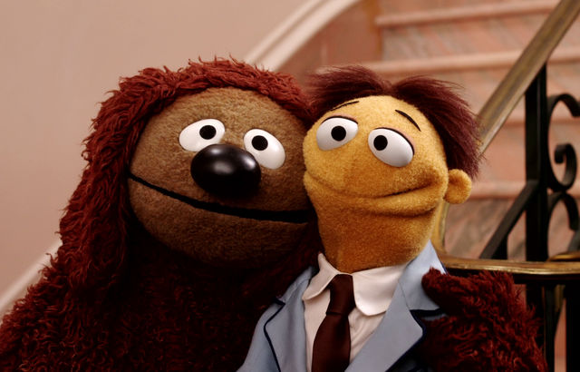 ToughPigs & Muppet Mindset Celebrate 5 Years of The Muppets