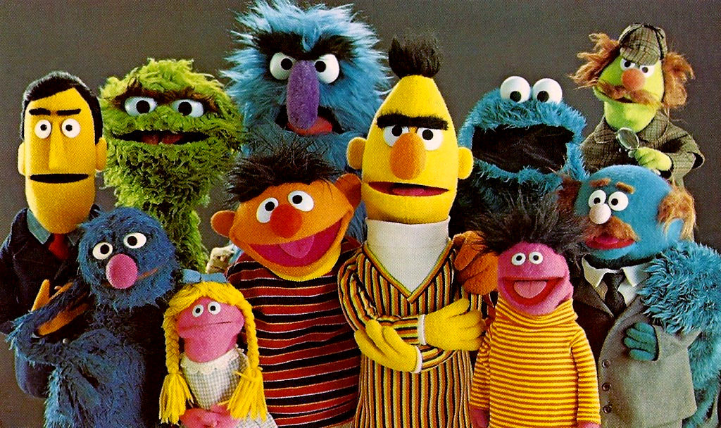 Yes, the Sesame Street Characters Are Muppets