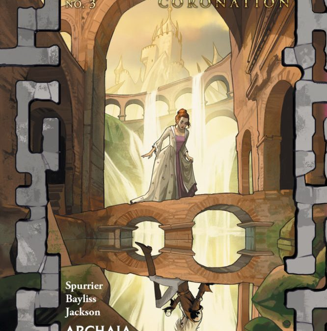 REVIEW – Labyrinth: Coronation #3 and #4
