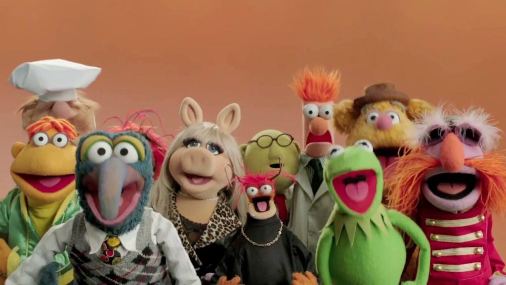 Introducing the Muppetational May Challenge