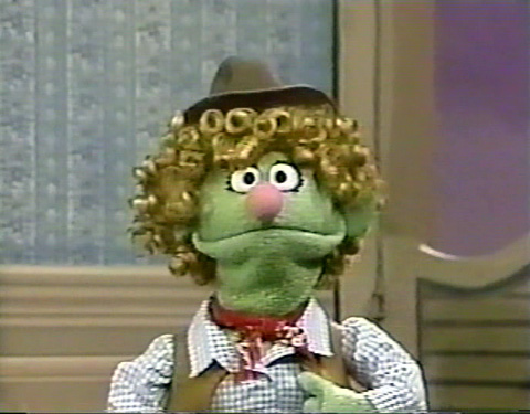My Favorite Muppet of the Moment – Clementine