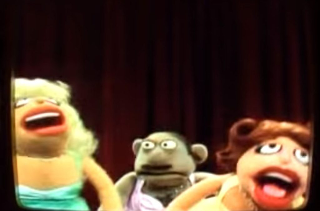 My Favorite Muppet of the Moment – The Three Ds