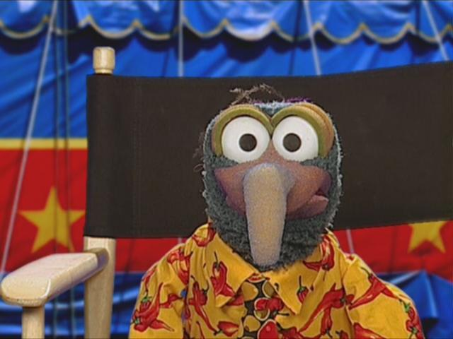 My Favorite Muppet of the Moment – Gonzo the Great