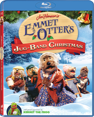 Coming Soon: Emmet Otter on Blu-Ray
