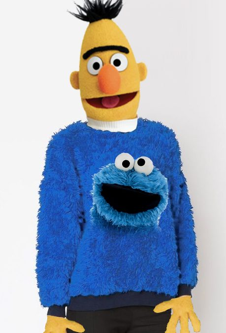 Henson Holiday Contest Results: Ugly Muppet Sweaters!