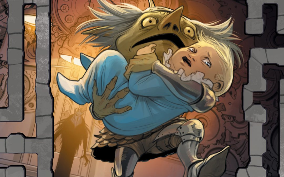 Preview – Labyrinth: Coronation #11