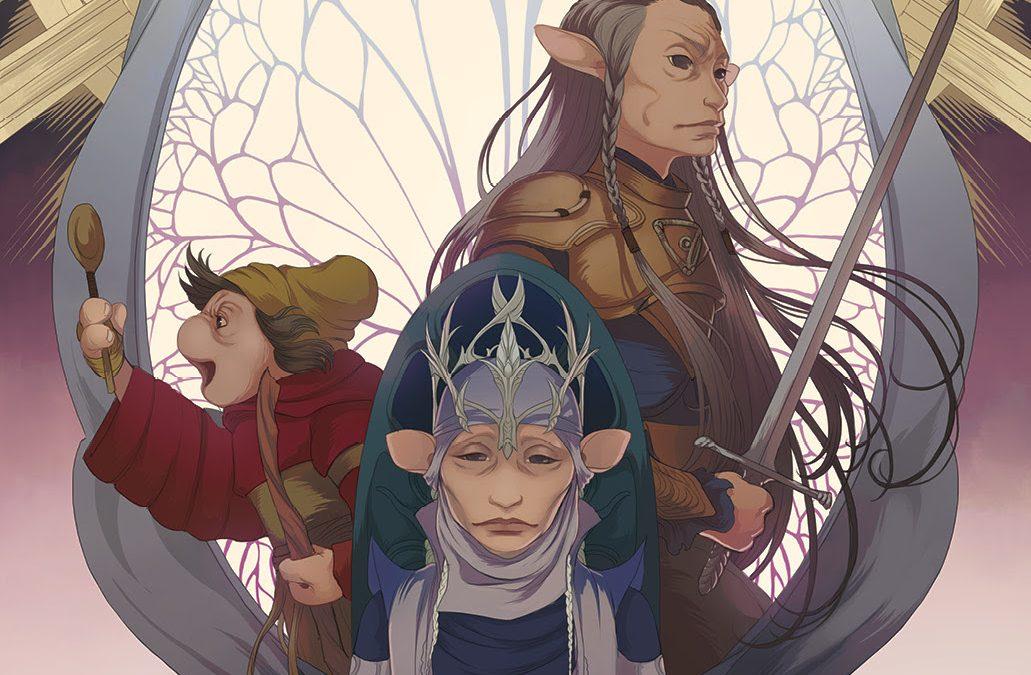 Coming Soon: Dark Crystal Age of Resistance Tie-In Comic