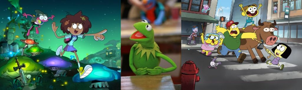 Kermit the Frog to Moderate a Disney Channel Panel at 2019 D23 Expo