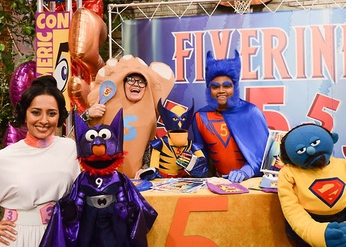 How to Be a Muppet Fan at San Diego Comic Con 2019