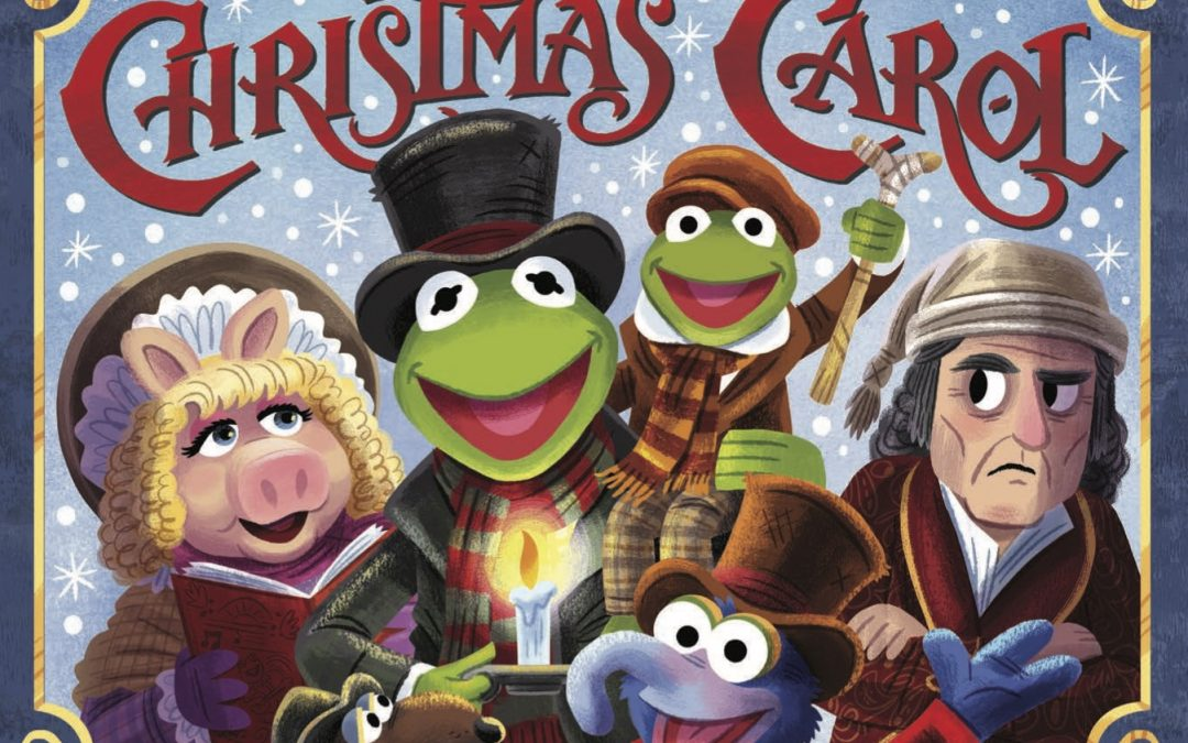 EXCLUSIVE Preview: Muppet Christmas Carol Storybook