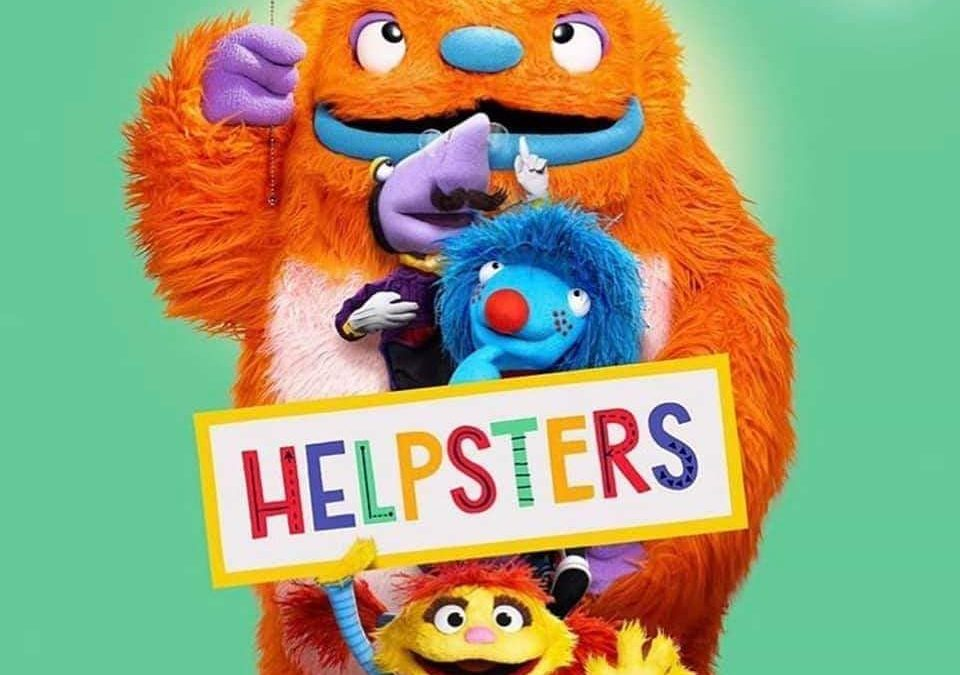 New Info and Images from Sesame Workshop's Helpsters
