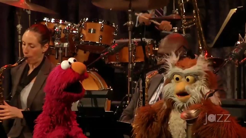 One of These Swings: Sesame Street's Live Jazz Concert