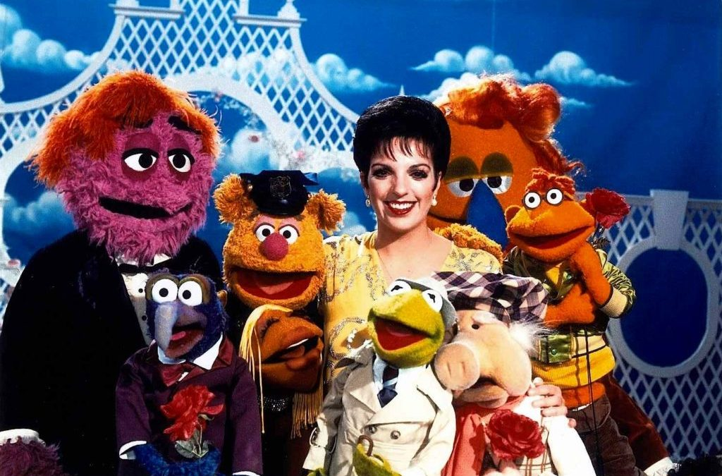 The Muppet Show: 40 Years Later – Liza Minnelli