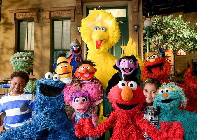 Sesame Street: 50 in 50 – Season 46