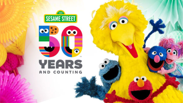 Sesame Street: 50 in 50 – Season 50