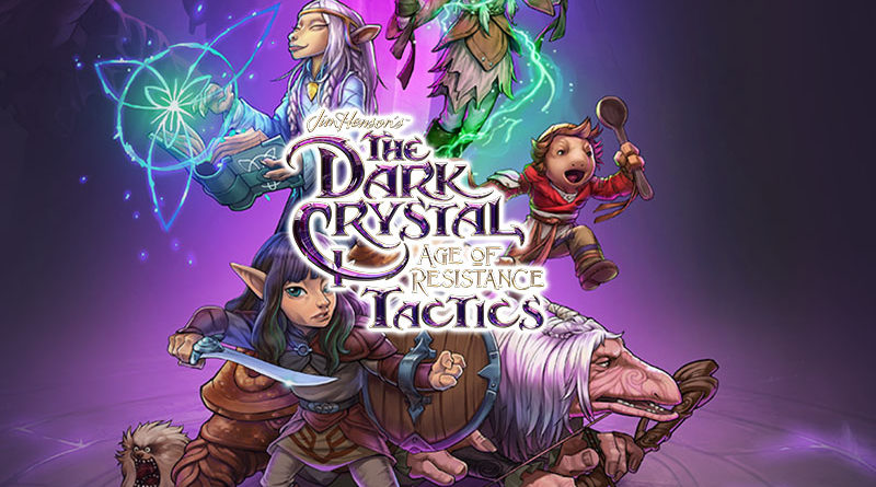The Dark Crystal: Age of Resistance Tactics – An Early Review