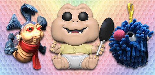 Fair Play 2020: Muppet Merch at Toy Fair