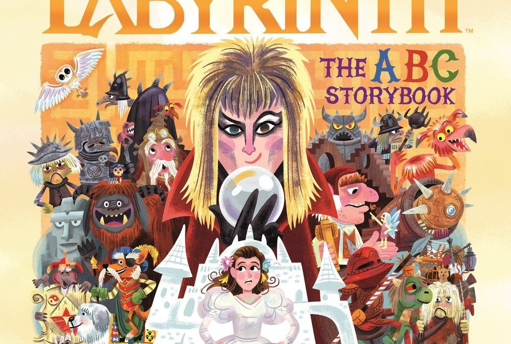 Review – Labyrinth: The ABC Storybook
