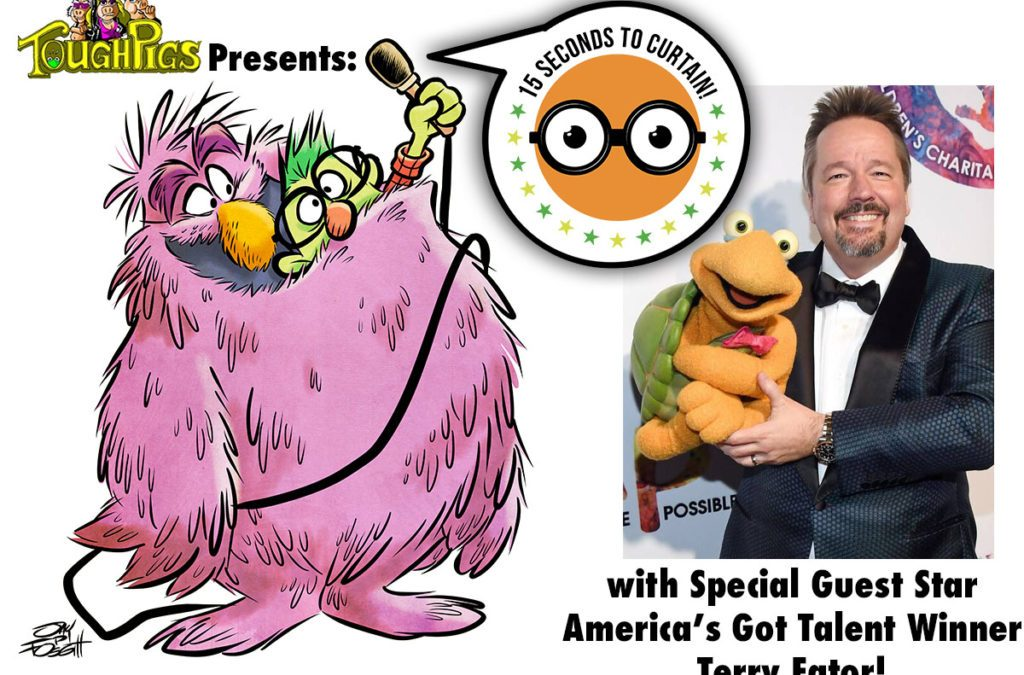 15 Seconds to Curtain: Terry Fator