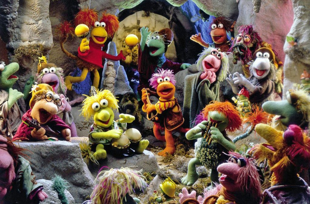 """""""Fraggle Rock"""" Reboot Announced for Apple TV+"""
