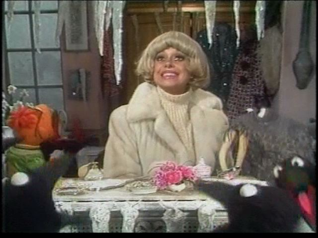 The Muppet Show: 40 Years Later – Carol Channing