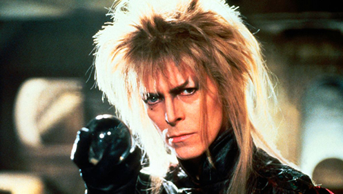 You Remind Me of the Goblin King