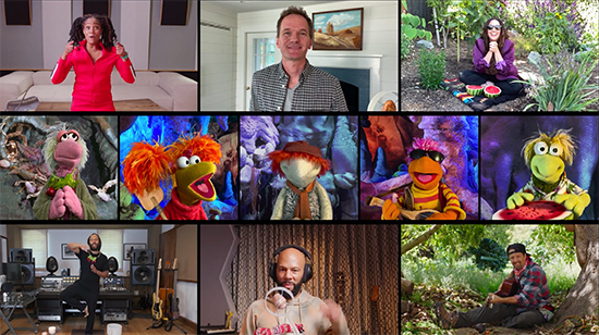 Fraggle Rock Triples Down on Celebs for Final Episode