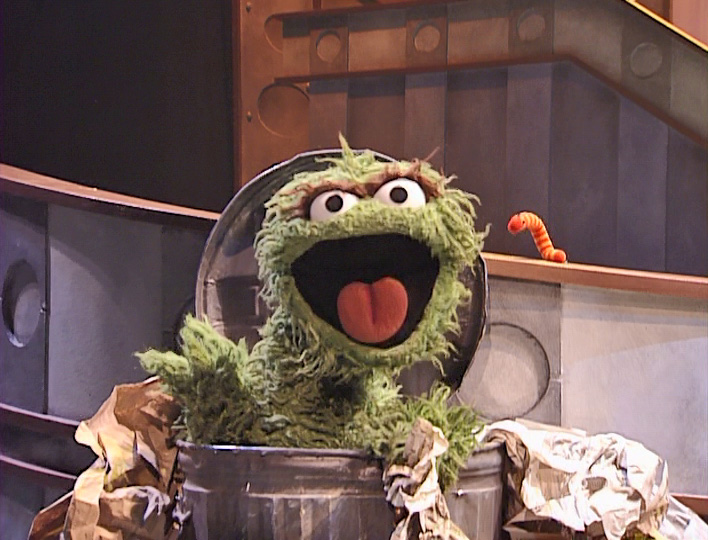 Is Oscar the Grouch a Complete Jerk? THE FOLLOW-UP!