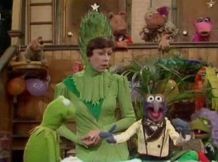 The Muppet Show: 40 Years Later – Carol Burnett